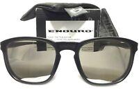 NEW OAKLEY ENDURO SUNGLASSES | Matte Black w/ Chrome Iridium Polarized Lenses