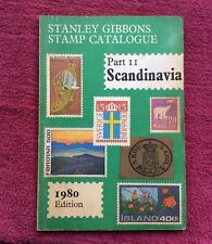 Stanley Gibbons Stamp Catalogue Part 11 - Scandinavia