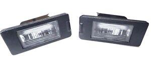 13578958 Rear License Plate Lamp 2013-2014 Cadillac ATS