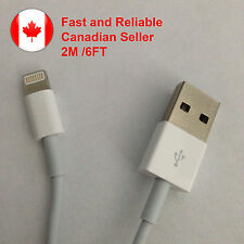 Lightning to USB Cable (2m / 6ft) for Apple iPhone 7