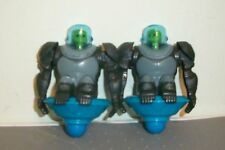 MEGAMIND SPINNING TOY MINION LOT OF 2  MCDONALDS ACTION FIGURE TOP FREE SHIPPING