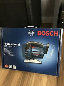 Bosch GST 18 V-LI B Professional Cordless Jigsaw - 18V, Bare Tool
