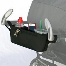 1x Baby Stroller Pushchair Bag Organizer Pouch Mummy Bag Stroller Accessories LA