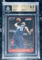 Pop 1 of 14🔥2006 LeBron James TOPPS BOWMAN CHROME #22 BGS 9.5💎None Higher PSA
