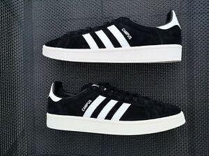 Adidas Originals Campus core black-vintage Lifestyle Sneaker Schuhe Gr.44 2/3NEU