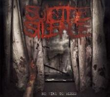 SUICIDE SILENCE - NO TIME TO BLEED NEW CD