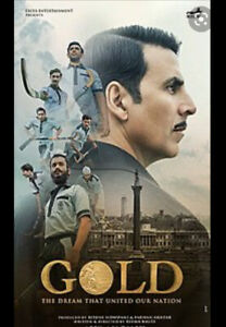 Gold HD Hindi MOVIE [DVD] With English Subtitles Play All Regions