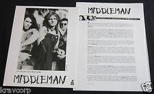 MIDDLEMAN 'MR. MULTIFACE' 1994 PRESS KIT--PHOTO