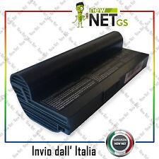 Batteria per Asus Eee PC 1000HG 6600 mAh/7.4V 0176