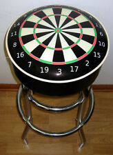 DART DARTBOARD DARTS BAR STOOL STOOLS - AWESOME!!!
