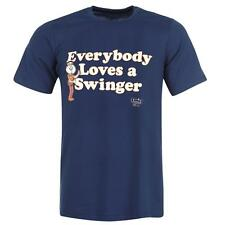 Family Guy ( Size S ) Quagmire - Everybody Loves a Swinger - mens t shirts