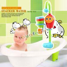 Capretti del bambino Regalo Flusso 'N' Riempi Becco Bath Imparare Fun Toy Set