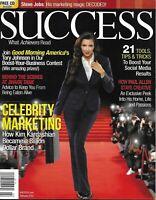 Success Business Magazine Celebrity Marketing Shark Tank Social Media Paul Allen