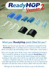 ReadyHop Airsoft AEG EBB ER R Hop patch kit accuracy range stability Version 2 !