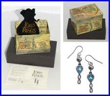 Signore Rings Earrings Elvish Galadriel Lord Rings Butterfly Hoops Earrings Lotr