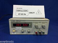 230V AC, HP / Agilent  E3610A 30W Power Supply, 8V, 3A or 15V, 2A, Tested