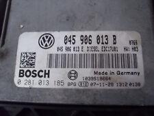 Motorsteuergerät VW Audi Seat Skoda Fabia 045906013B 0281013185 045 906 013 B