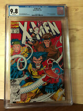 X-Men #4 (Jan 1992, Marvel) CGC 9.8 1st App of Omega Red (Arkady Rossovich)