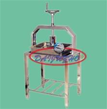 NEW 12kg/h stainless steel Commercial hand tofu press molding machine