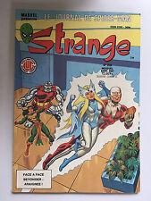 STRANGE N°208 ... AVRIL 1987
