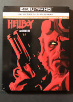 Hellboy (4K Ultra HD Blu-Ray) Nuovo