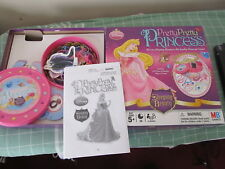 Pretty Pretty Princess Disney Sleeping Beauty version COMPLETE Milton Bradley