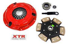 XTR STAGE 3 CLUTCH KIT fits 1998-2012 SUBARU IMPREZA LEGACY 2.0L 2.5L 3.0L N/T