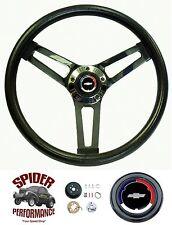 "1966 Chevelle EL Camino Malibu steering wheel CLASSIC BOWTIE 14 1/2"""