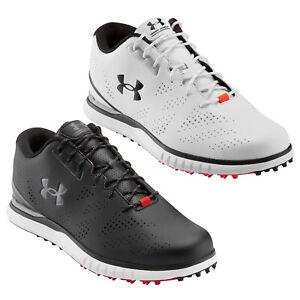 Under Armour Mens Glide SL Spikeless Golf Shoes Waterproof Lightweight Comfort