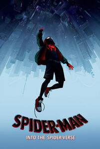 Spider-Man: Into The Spider-Verse - Marvel Comics Movie Poster (Fall)