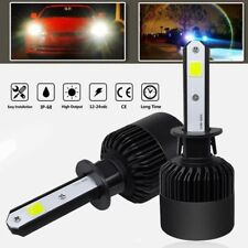 H1 LED Headlight  1020W 153000LM High Low Beam Bulbs White Lamp 6500K HI