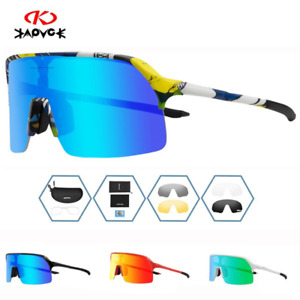 Cycling Glasses MTB Sport Eyewear Black Brand Style Men Women Mountain Bike Bicy