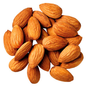 ALMOND NUTS   GROWN IN USA   RAW ALMOND NUTS 100%   QUALITY ALMONDS
