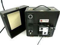 Vintage Kodak Instamatic M65 Movie Projector