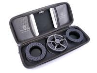 Fly Fishing Reel, #5/6 Wychwood SLA MKII Silver Fly Reel & case, Cassette reel