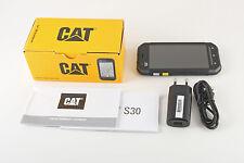 """CAT S30 LTE Dual SIM Outdoor-Smartphone 4,5"""" IP68 810G Quadcore OVP"""