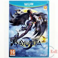 Jeu Bayonetta 2 [VF] sur Nintendo Wii U NEUF sous Blister