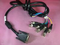 Avid 7070-20003-01 DVI-D Male (Dual Link) To 7 x BNC Male Cable Adapter