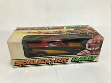 SCALEXTRIC C113 c 113 TRIUMPH TR7 slot car NEW boxed NEW