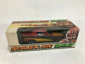 SCALEXTRIC C113 c 113 TRIUMPH TR7 slot car NEW boxed NEW