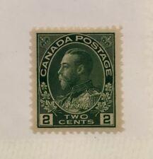 Canada 107 KGV 2 Cent Mint