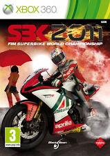 GIOCO XBOX 360 SBK 2011 SUPERBIKE VERSIONE ITALIANA PAL NUOVO SPEDIZIONE 24H*