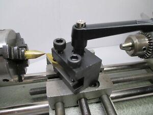 UNIMAT Lathe Tool Post Lever