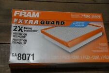 Brand New Fram ExtraGuard Air Filter - FRAM CA8071 for certain Mercedes-Benz
