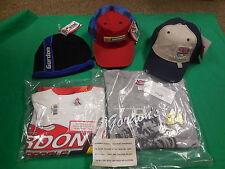 Jeff Gordon #24 DuPont Mixed Lot - Size XL T-shirts, Hats, & Beanie -