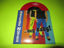 """THE SUICIDE NOTES - HEY BOY 7"""" 45 PICTURE SLEEVE EX"""