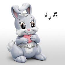 Some Bunny Loves You Granddaughter Trinket  Music Box Bradford Exchange