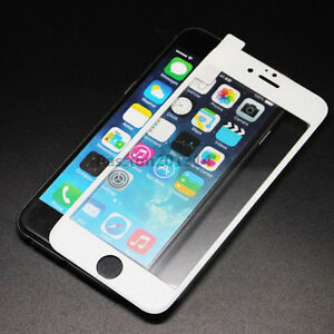 Full Cover Carbon Fiber Tempered Glass Screen Protector For iPhone 6 6S 7 Plus