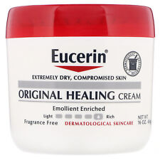 Original Healing Cream, For Extremely Dry, Compromised Skin, Fragrance Free, 16