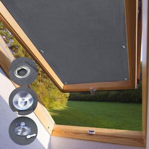 Dachfensterrollo Thermorollo Verdunkelungsrollo Fensterrollo Sonnenschutzrollo